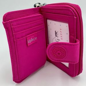 KIPLING New Monkey Small Credit Card Wallet